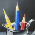 Ranjini venkatachari, cpsa, cpx ~ Fine Art in Colored Pencil