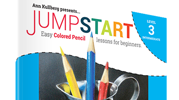 Buy the new colored pencil art kit by Ranjini Venkatachari published by Ann Kullberg