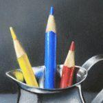 Ranjini venkatachari, cpsa, cpx ~ Fine Art in Colored Pencil